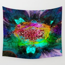 The Night Before Wall Tapestry