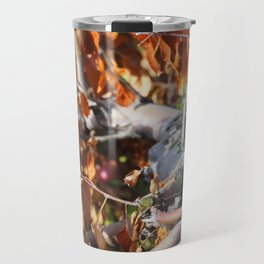 Fallen Apple Travel Mug