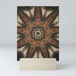 Iron Wood Mini Art Print