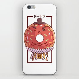 Sumo Yokozuna Donut iPhone Skin