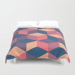 Neo Cubo Duvet Cover
