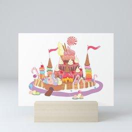 Candy Land Mini Art Print