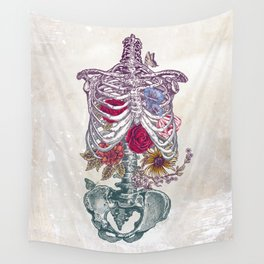 La Vita Nuova (The New Life) Wall Tapestry