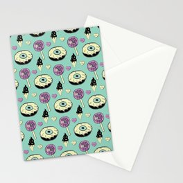 Spooky Sweets Stationery Cards