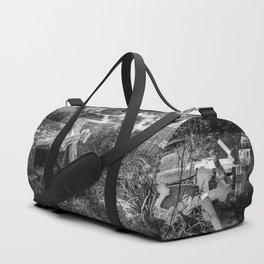 Derelict Crosses Duffle Bag