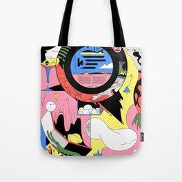 Please Explain Tote Bag