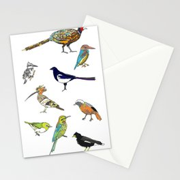 B.I.R.D.S Stationery Cards