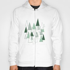 Forest Pattern Hoody