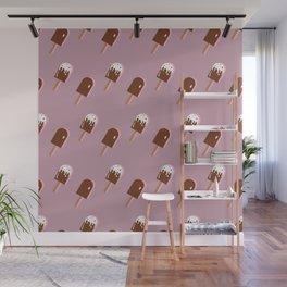 Ice Cream Wall Mural
