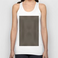 tree rings Tank Tops featuring Tree Rings by Morgan Bajardi