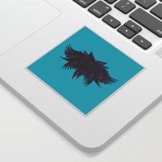 Crowberus Reborn Sticker