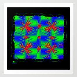 cryptographic # 33255277 Art Print