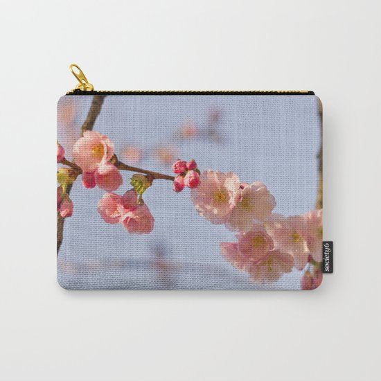 Japanese detail Carry-All Pouch