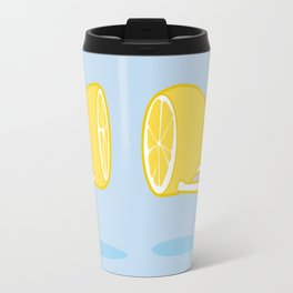 Catch the Half Lemon Travel Mug
