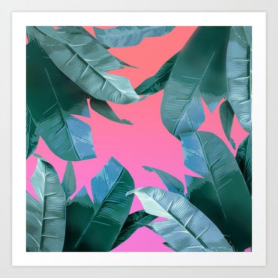 Tropical Dream Art Print