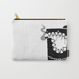 Zombie Hoodlum Carry-All Pouch