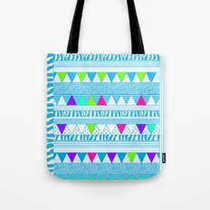 PLAYGROUND two ( p l a y f u l)  Tote Bag