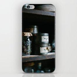 Vintage Pantry & Spices II iPhone Skin