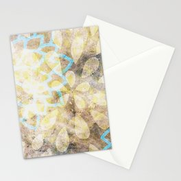 Ice winter Stationery Cards