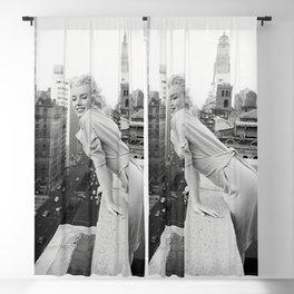 Marylin Monroe Blackout Curtain