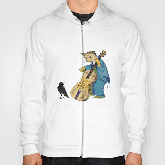 Distarcted Busker Hoody