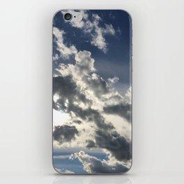 Autumn Sky iPhone Skin