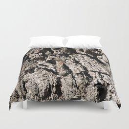 TEXTURES: Englemann Oak Bark Duvet Cover