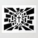 Christian Cross by politics