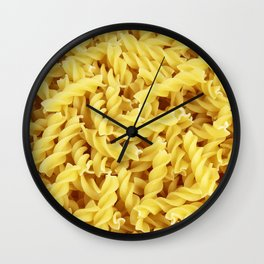 Fusilli Wall Clock