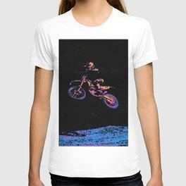 AIR TIME - Motocross Sports Art T-shirt