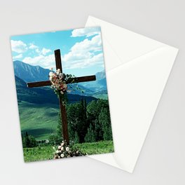 Behold Majestic Beauty and Grace Stationery Cards