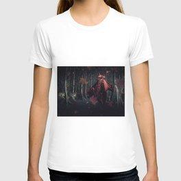 Little Miss Red Riding Hood T-shirt