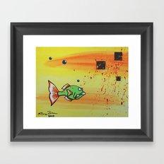 Untitled 4 Framed Art Print