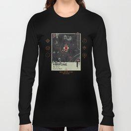 Cosmic Black Long Sleeve T-shirt