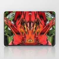 alien iPad Cases featuring Alien by IowaShots