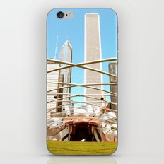 roof iPhone & iPod Skin