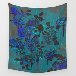 Royal Roses Wall Tapestry