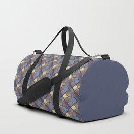See Through Duffle Bag