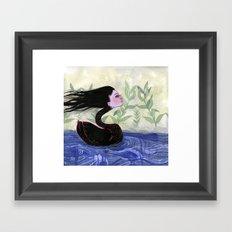 Yvonne Swan Framed Art Print