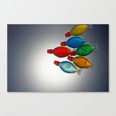 School of Soy Canvas Print