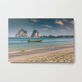 Pak Meng Beach Thailand Metal Print