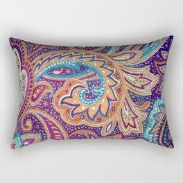 Summer paisley Rectangular Pillow