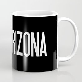 Arizona: Arizonan Flag & Arizona Coffee Mug