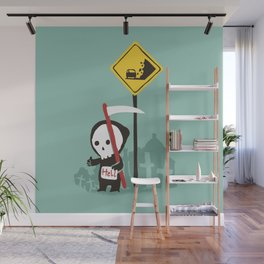Highway to hell Wall Mural