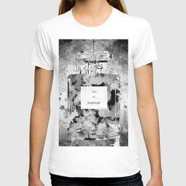Perfume Black and White T-shirt