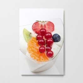 pie of cake Metal Print