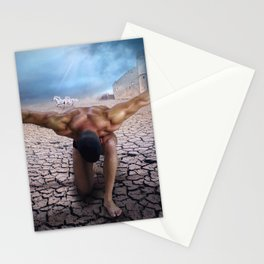 the slave Stationery Cards