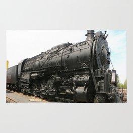 Steam Locomotive Number 5021 Sacramento Rug