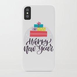 Happy New Year! iPhone Case