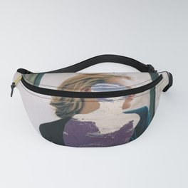 Double self Fanny Pack